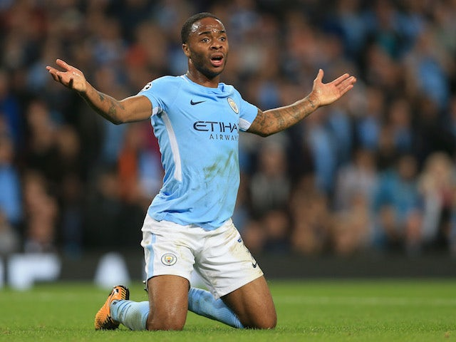 Real Madrid interested in Sterling?