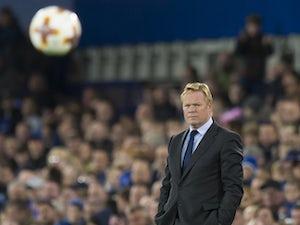 Ratcliffe: 'Everton players struggling'