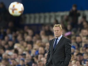 Koeman: 'I had Giroud in the building'