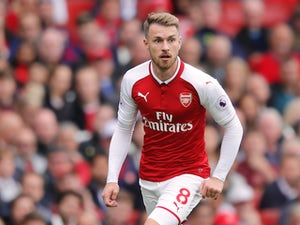 Ramsey lauds own form for Arsenal