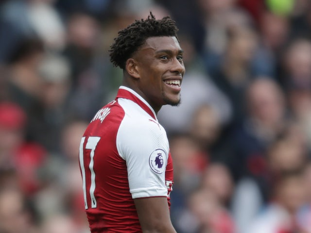 Team News: Iwobi replaces Ozil as Arsenal face Burnley