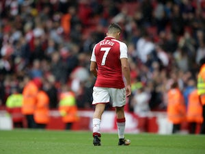 Sanchez 'handed No.7 shirt at United'