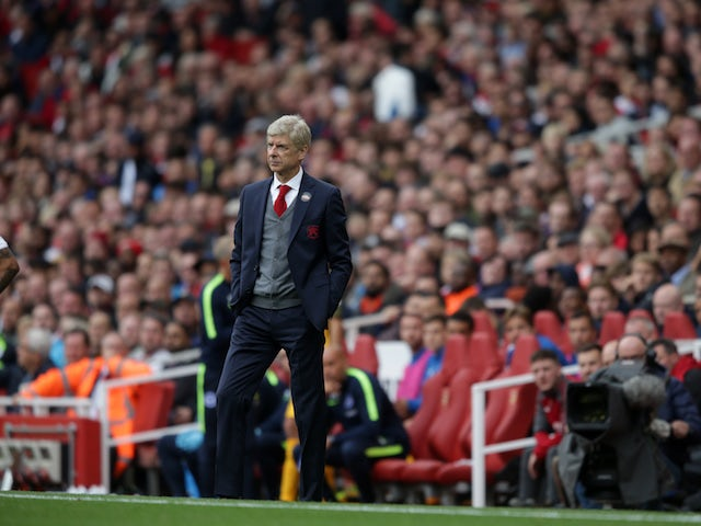 Everton, Monaco to move for Wenger?