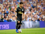 DeAndre Yedlin in action for Newcastle United during their Premier League clash with Brighton & Hove Albion