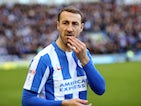Glenn Murray in action for Brighton & Hove Albion during a Championship match in 2016-17