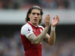 Arsenal to ask £50m for Bellerin?