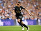 Isaac Hayden in action for Newcastle United during their Premier League clash with Brighton & Hove Albion