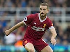 Jordan Henderson declares himself fit for Southampton clash