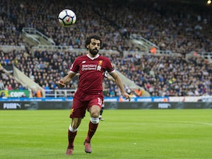 Salah, Mane fire Liverpool up to second