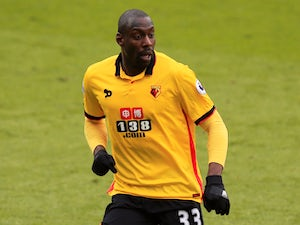 Wolves linked with Watford striker Okaka