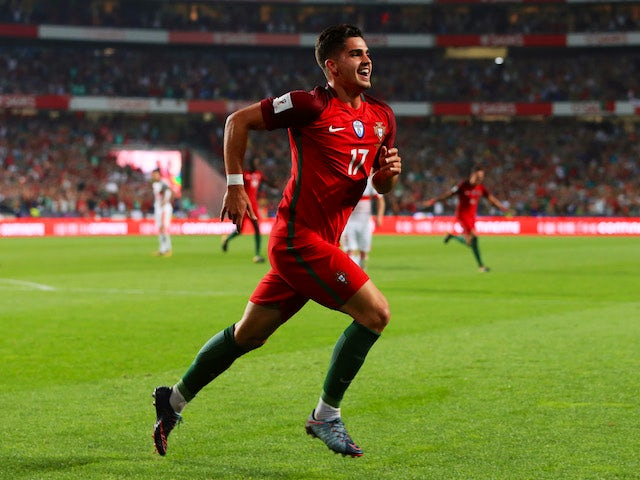Result: Portugal earn automatic passage to Russia