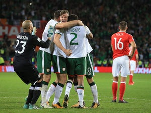 Ireland reach playoffs at Wales's expense