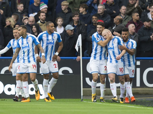 Result: Huddersfield stun United for famous win