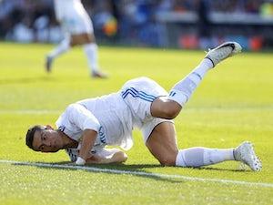 Report: Ronaldo winning fitness battle