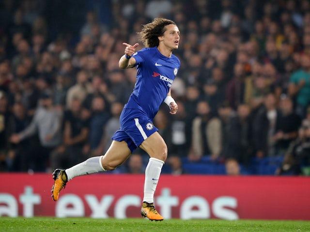 Real Madrid, Juventus 'want David Luiz'