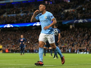 Team News: Foden, Jesus start for Man City