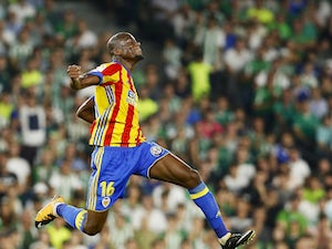 Result: Valencia ease past visitors Real Betis