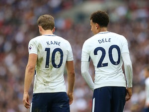 Report: Kane, Alli top Madrid wishlist