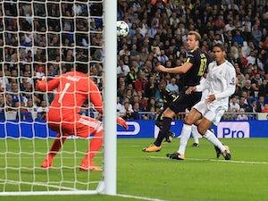 Harry Kane: 'Ronaldo is my role model'