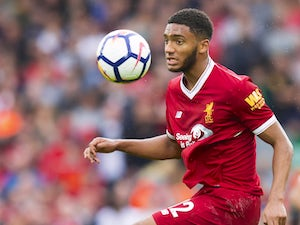 Joe Gomez in contention for Porto clash