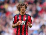 Nathan Ake in action during the Premier League game between Tottenham Hotspur and Bournemouth on October 14, 2017