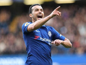 Pedro: 'Chelsea are feeling confident'