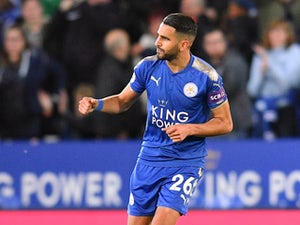 Roma to make new bid for Riyad Mahrez?