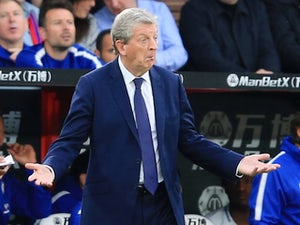 Roy Hodgson critical of Palace schedule