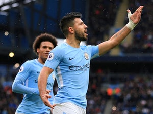 Live Commentary: Man City 3-0 Burnley - as it happened