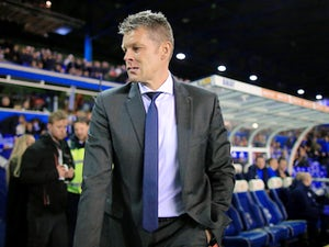 Cotterill: 'Birmingham should have won'