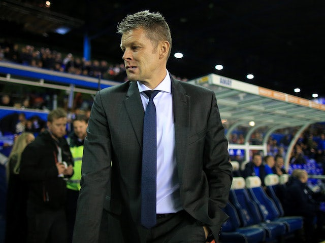 """Cotterill unhappy with """"tentative"""" display"""