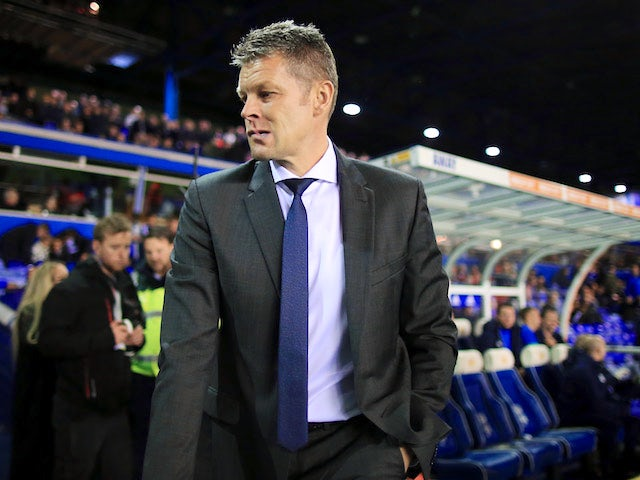 "Cotterill unhappy with ""tentative"" display"