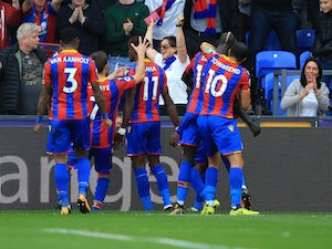 Palace snatch late draw against West Ham