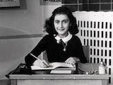 Anne Frank, pictured in 1940