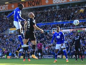 Villa held by Birmingham in stalemate