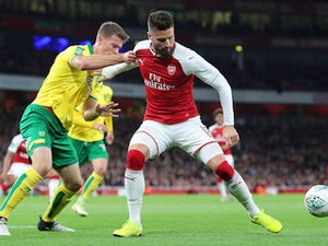 Wenger: 'Giroud is not a substitute'