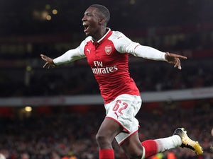 "Eddie Nketiah hails ""dream"" moment"