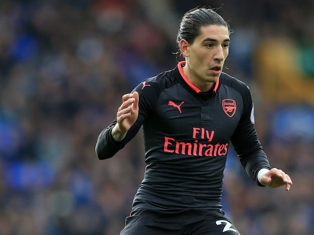 Bellerin hopeful of reaching top four