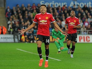 Lingard: 'There are no friends on pitch'