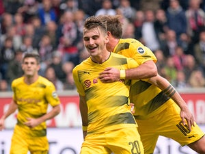 Result: Dortmund's poor league form continues