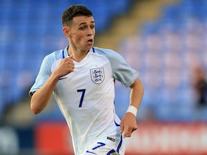 Foden to be called up to England U21s?