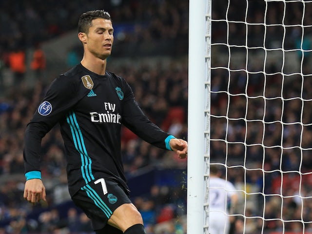 Real Madrid 'open door for Ronaldo exit'