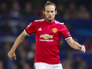 Daley Blind pondering Man United future