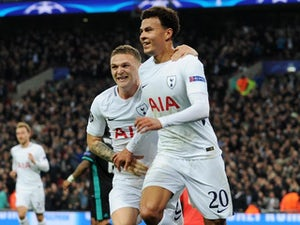 Messi calls for Barcelona to sign Alli?