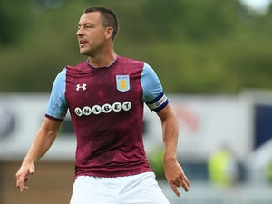 Team News: Terry leads Villa for playoff final