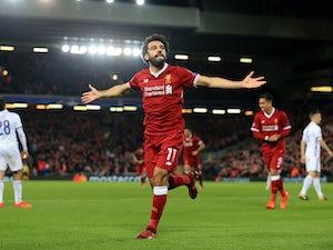 Klopp: Salah is having his