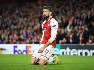 Giroud 'would consider Arsenal exit'