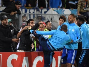 Evra 'not considering England return'
