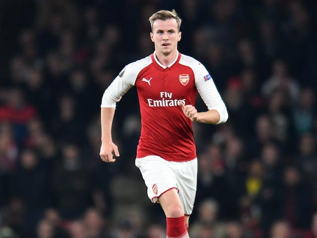 Arsenal want £15m for Rob Holding?