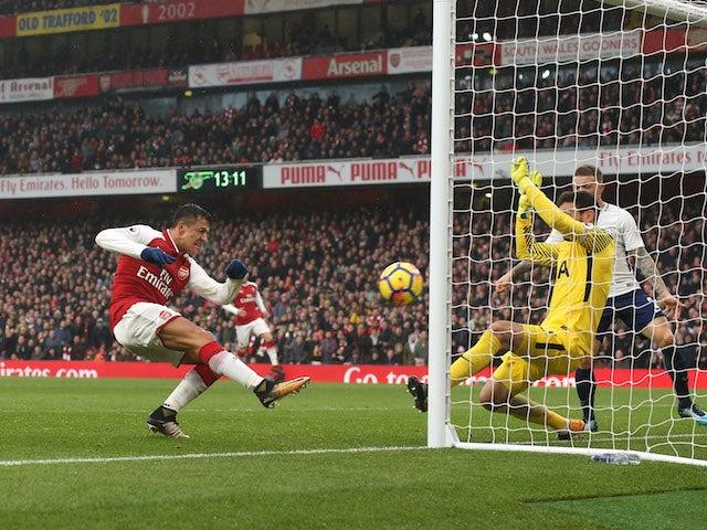 Result: Arsenal earn derby bragging rights